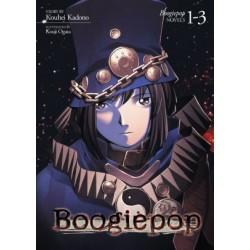 Boogiepop Novel Omnibus V01-V03