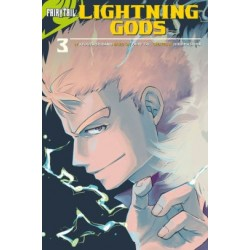 Fairy Tail Lightning Gods V03