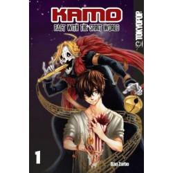 Kamo Pact with the Spirit World V01