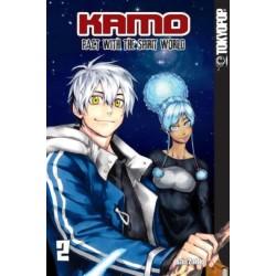 Kamo Pact with the Spirit World V02