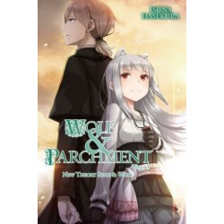 Wolf & Parchment New Theory Spice...