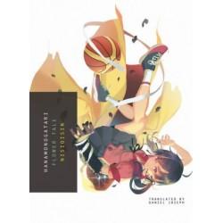 Hanamonogatari Novel Flower Tale