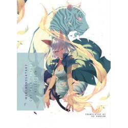 Nekomonogatari White Novel Cat Tale