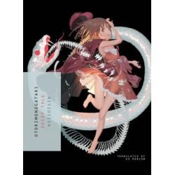 Otorimonogatari Novel Decoy Tale