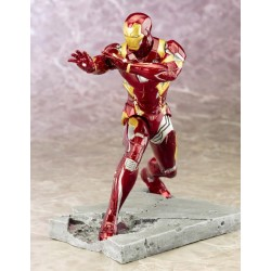 Marvel Iron Man Mark 46 Civil War...