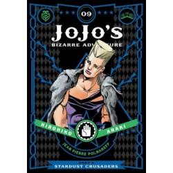 Jojo's Bizarre Adventure Stardust...