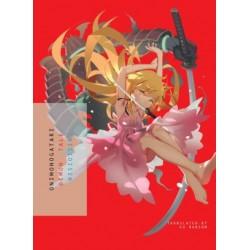 Onimonogatari Novel Demon Tale