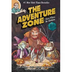 Adventure Zone V01 Here There Be...