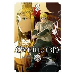 Overlord Manga V08