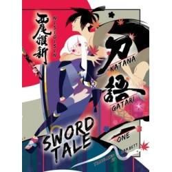 Katanagatari Novel V01 Sword Tale