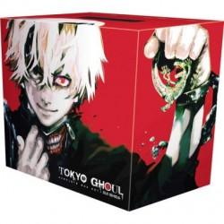 Tokyo Ghoul Manga Box Set V01-V14