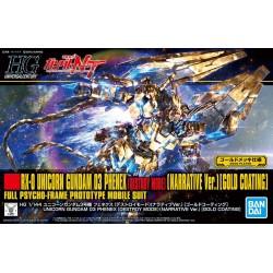 1/144 HC UC K216 Unicorn Gundam...