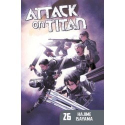 Attack on Titan V26