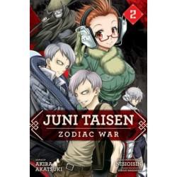 Juni Taisen Zodiac War Manga V02