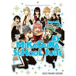 Mikagura School Suite Manga V03