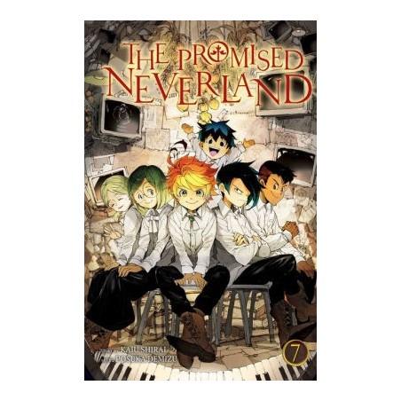 Promised Neverland V07