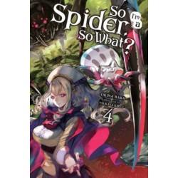So I'm a Spider, So What? Novel V04