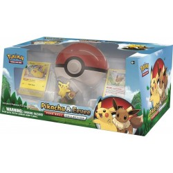 Pokemon Pikachu & Eevee Poke Ball...