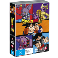 Dragon Ball Super Collection 1...