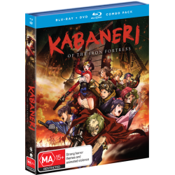 Kabaneri of the Iron Fortress...