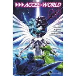 Accel World Manga V08