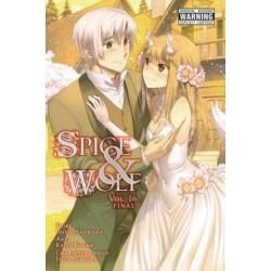 Spice & Wolf Manga V16