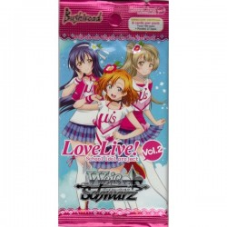 WS Love Live Booster Vol 2 Weiss...