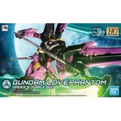 1/144 GBD K019 Gundam Love Phantom