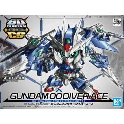 SDGCS K06 Gundam 00 Diver Ace
