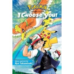Pokemon Movie Manga I Choose You!