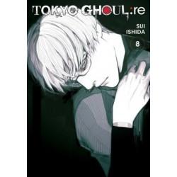 Tokyo Ghoul:Re V08