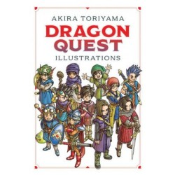 Dragon Quest Illustrations 30th...