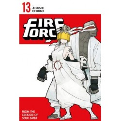 Fire Force V13