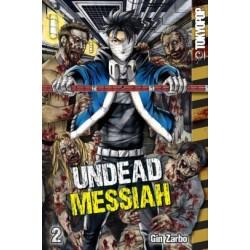 Undead Messiah Manga V02