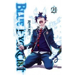 Blue Exorcist V21