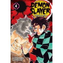 Demon Slayer Kimetsu No Yaiba V04