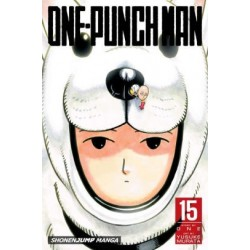 One-Punch Man V15