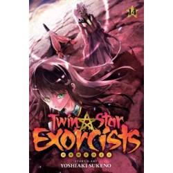 Twin Star Exorcists V14