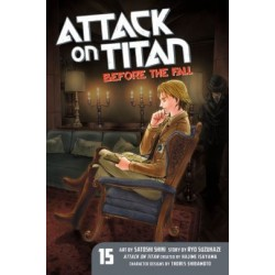 Attack on Titan Before the Fall V15
