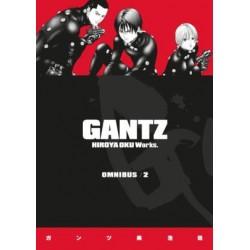 Gantz Omnibus V02