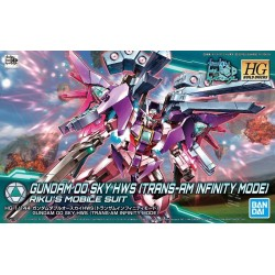 1/144 HG GBD K021 Gundam 00 Sky...