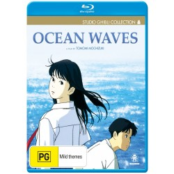 Ocean Waves Blu-ray