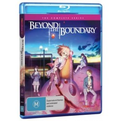 Beyond the Boundary Blu-ray