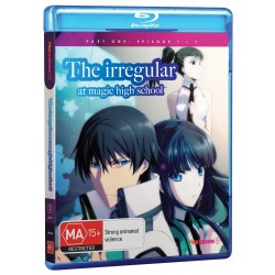 Irregular at Magic High School...