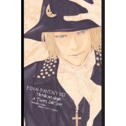 Final Fantasy VII Novel Lateral...