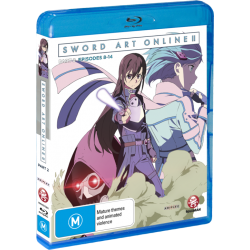 Sword Art Online 2 Part 2 Blu-ray