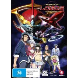 Aquarion Logos DVD Complete Series