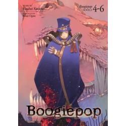 Boogiepop Novel Omnibus V04-V06