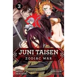 Juni Taisen Zodiac War Manga V03