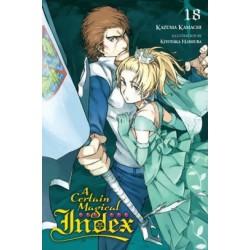 Certain Magical Index Novel V18